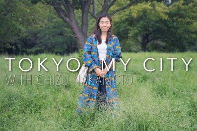 Tokyo My City Chizu Nakamoto