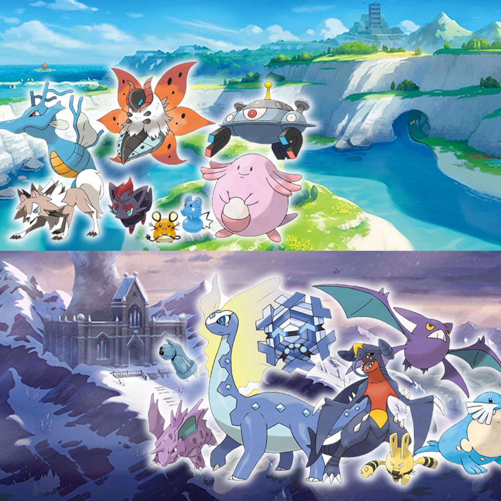 Pokemon Sword And Shield Dlc List Of Confirmed Returning Pokemon