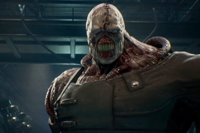 Resident Evil 2 News Latest Pictures From Newsweek Com