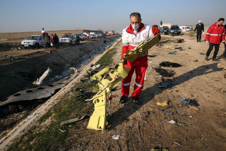 ukrainian crash