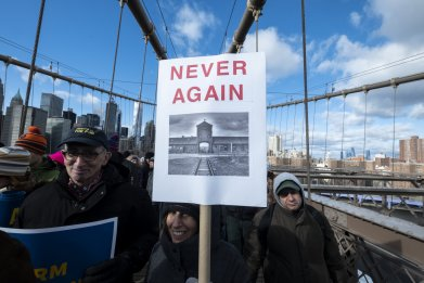New York City Jewish Solidarity March
