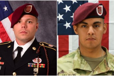 82nd Airborne Division Paratroopers Killed in Action