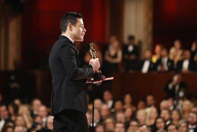 Rami Malek at Oscars 2019