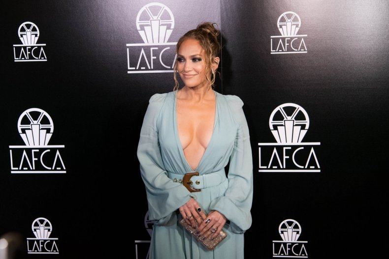 Jennifer Lopez Wasn't Nominated For Any Oscars and Fans Are Ready to Riot