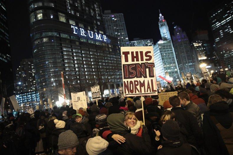 Demonstrators Demand Action on Trans Suicide, Murders