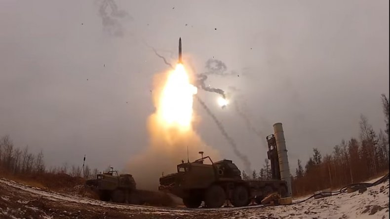 russia, s300, missile, defense, test