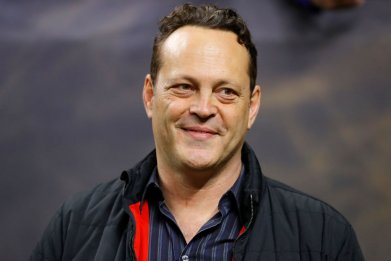 Vince Vaughn at LSU Tigers, Clemson Tigers