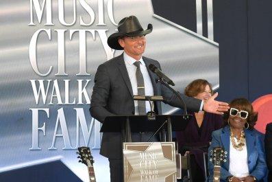 Tim McGraw Music Tour