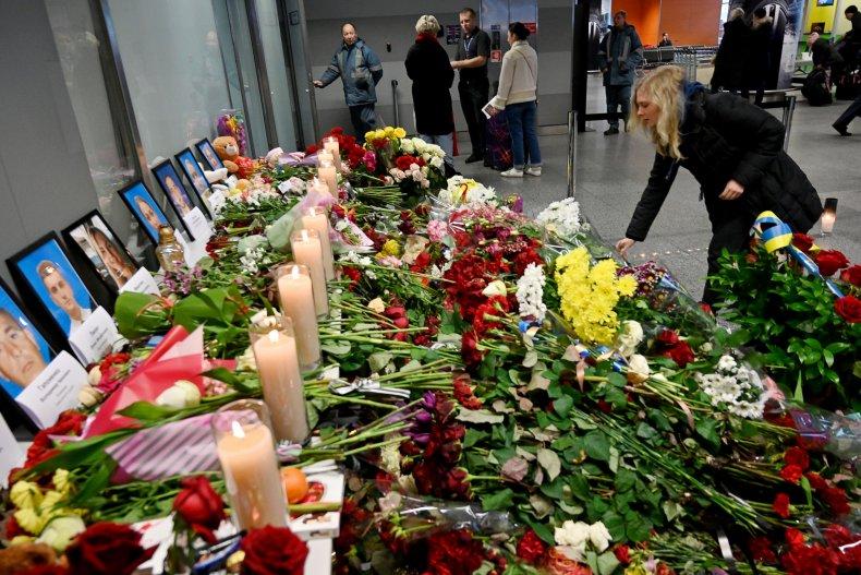 Iran victims