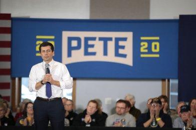 pete buttigieg policies 2020