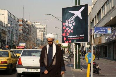Ukrainian Plane Iran
