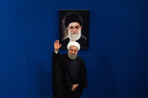 Iranian President Hassan Rouhani Tehran