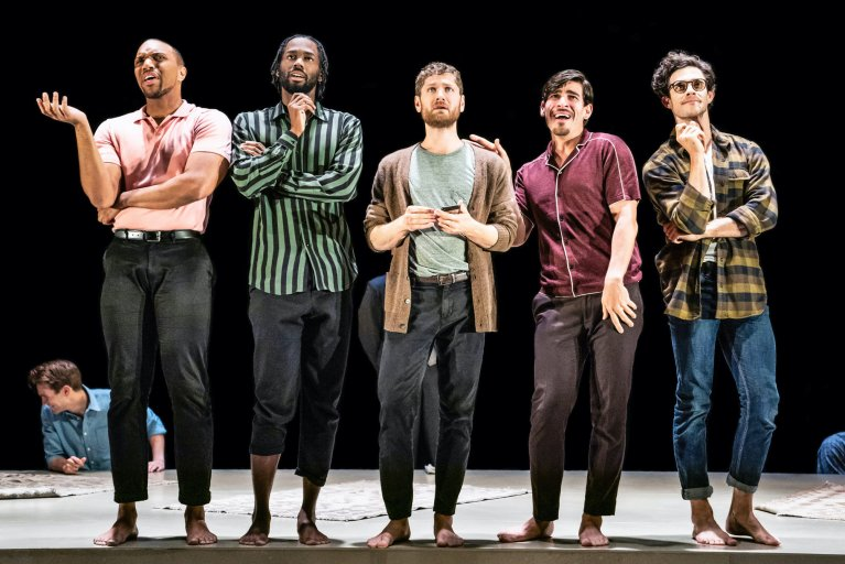 Broadway's 'The Inheritance' Is 'Brave, Heartbreaking and Hilarious' Says Star Kyle Soller