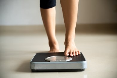 weight loss, scales, obesity, stock, getty