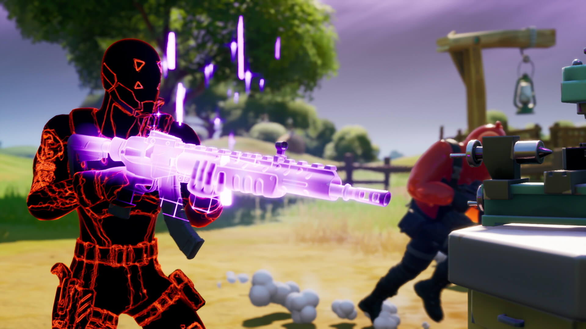 Ar Fortnite Shooting Fortnite Update 11 40 Adds Weapon Sidegrading Heavy Ar Patch Notes