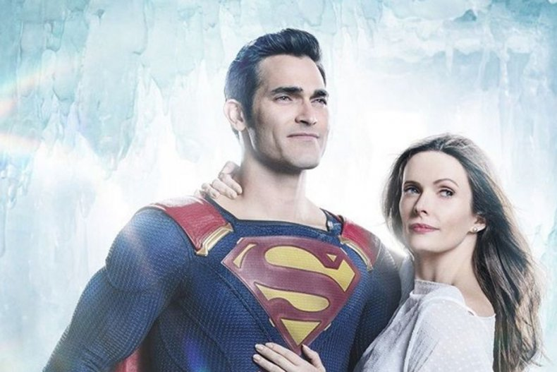 superman and lois cw