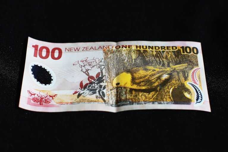 New Zealand one-hundred dollar bill