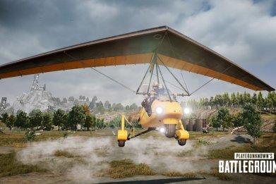 pubg motor glider