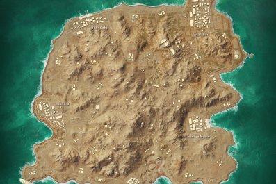 pubg karakin map