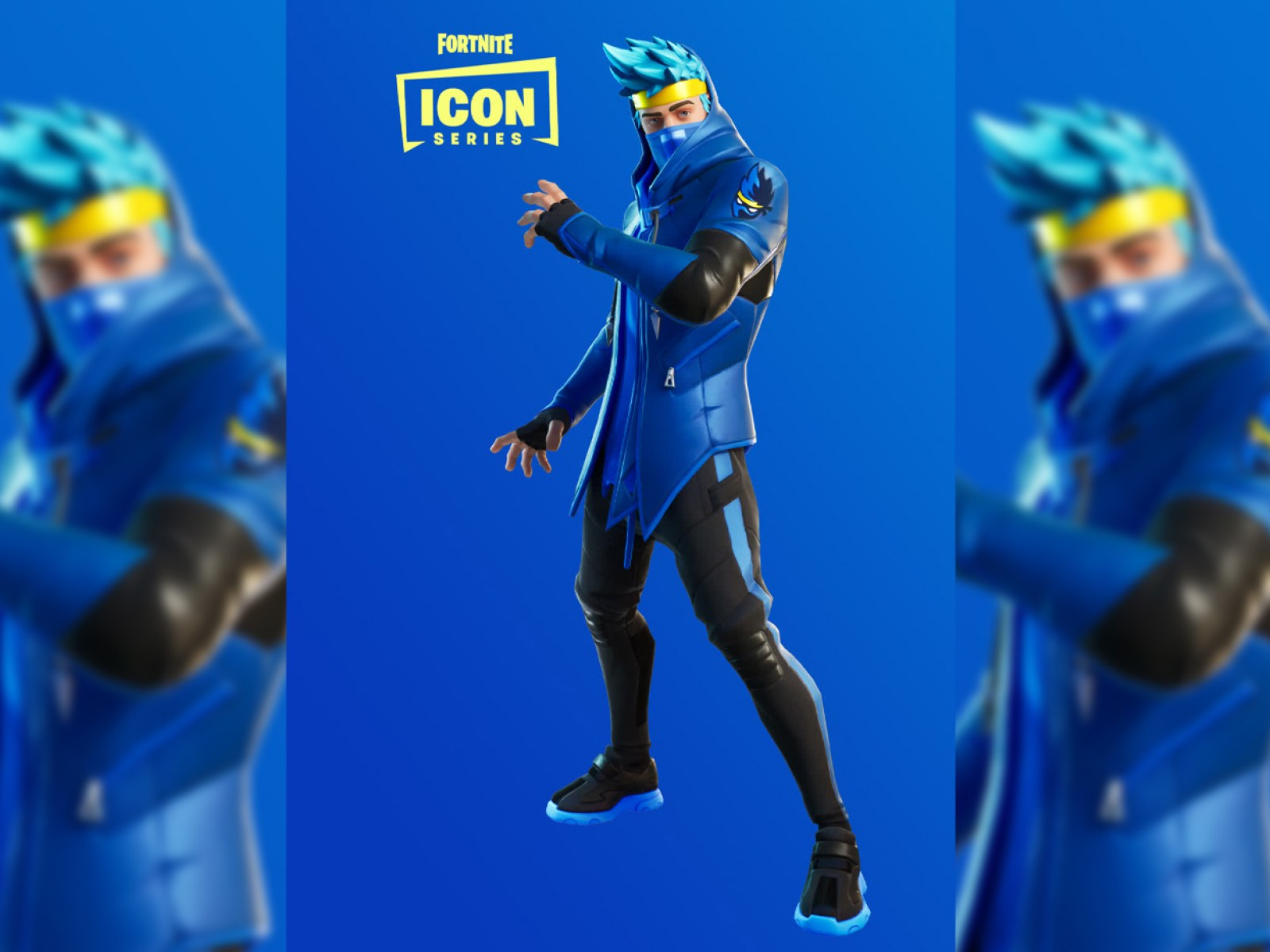 Fortnite Ninja Skin Revealed How To Get The Icon Series Outfit In Item Shop