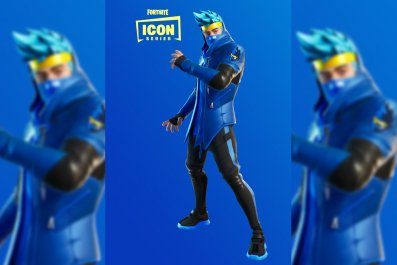 fortnite ninja skin 1140 leak