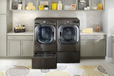 LG ThinQ Washer/Dryer