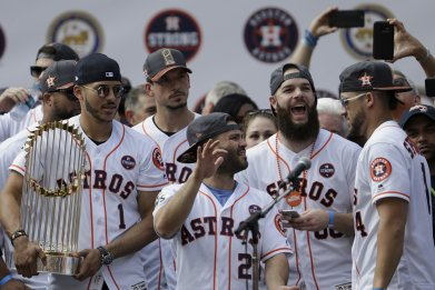 houston astros baseball world series cheating