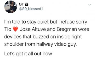 Baseball tweet Astros 1