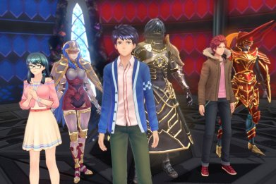 tokyo mirage sessions fe switch artists characters