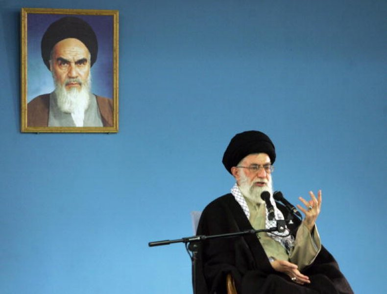 Ayatollah Ali Khamenei sermon