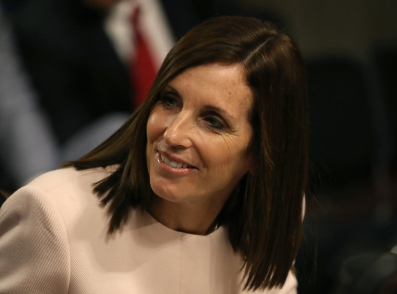 Martha McSally questioned liberal hack