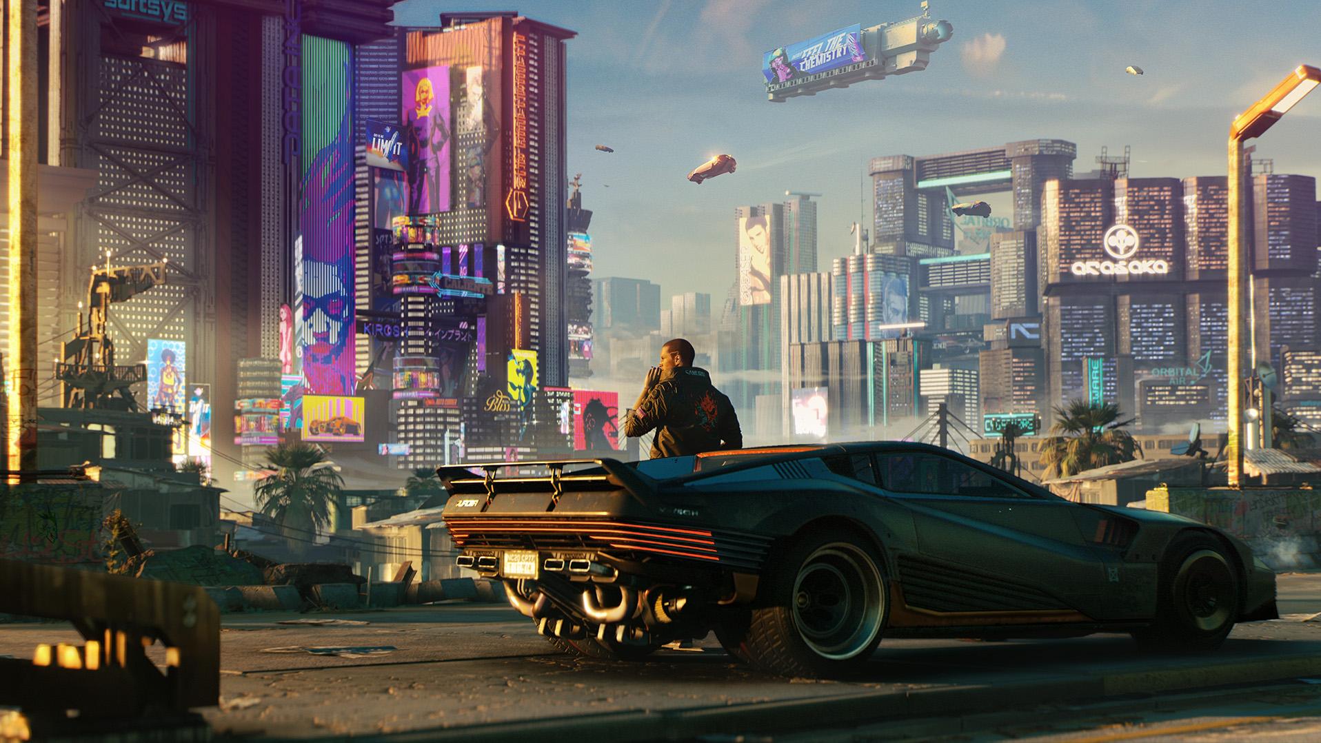 'Cyberpunk 2077' Delayed a Third Time After an 'Under ...