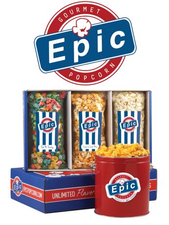 Epic Gourmet Popcorn