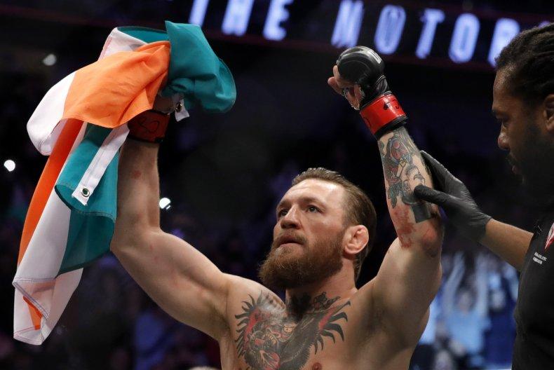 Conor McGregor, UFC 246