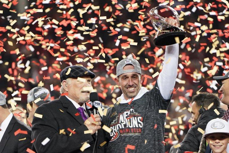 Kyle Shanahan, San Francisco 49ers