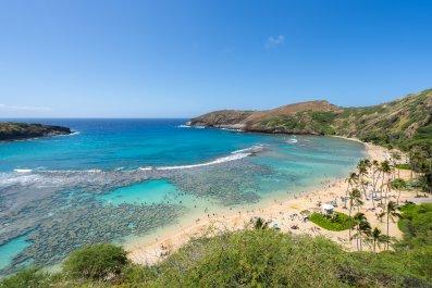 Hanauma Bay, O'ahu, Hawaii