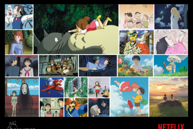 Studio Ghibli on Netflix