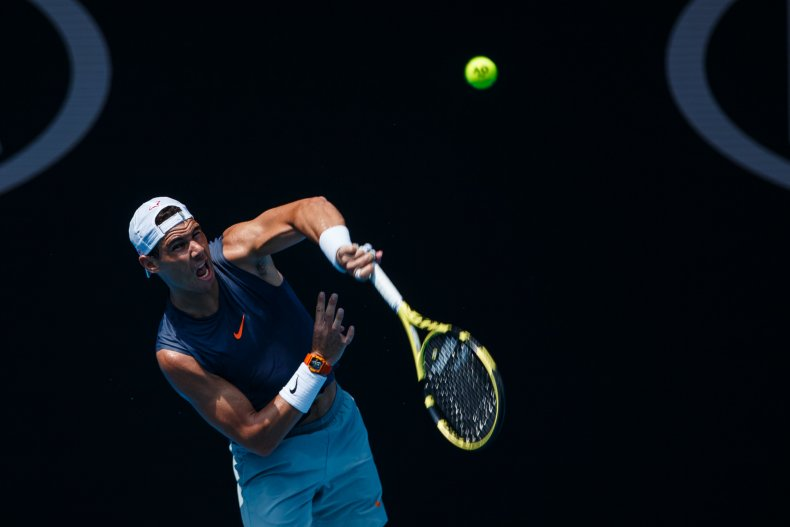 Australian Open 2020 Schedule Where To Watch Rafael Nadal First Round Match Start Time Live Stream