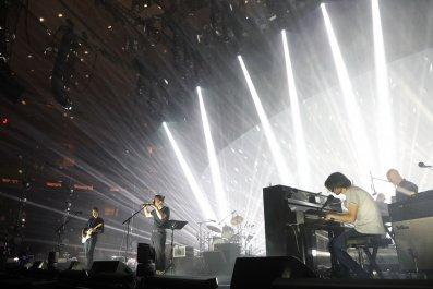Radiohead Perform New York 2018
