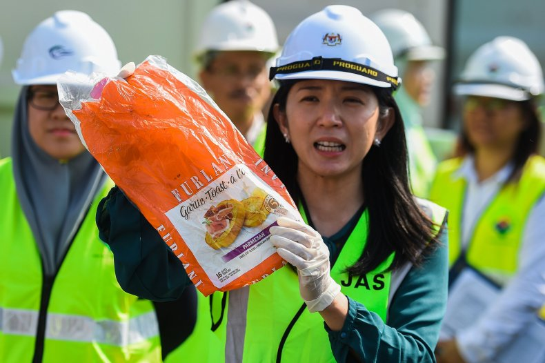 Illegal Waste Importation, Malaysia