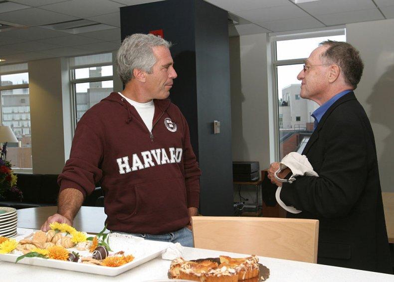 Epstein and Dershowitz
