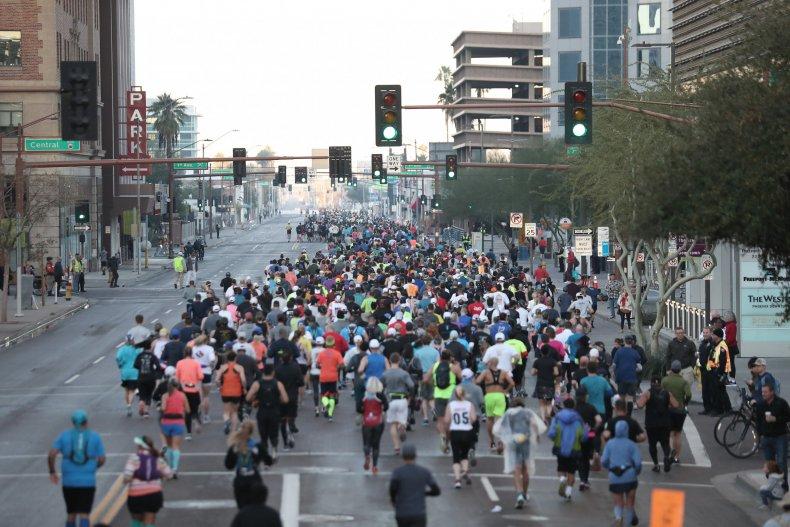 Rock 'n' Roll Arizona Marathon