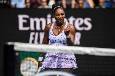 Serena Williams, Australian Open