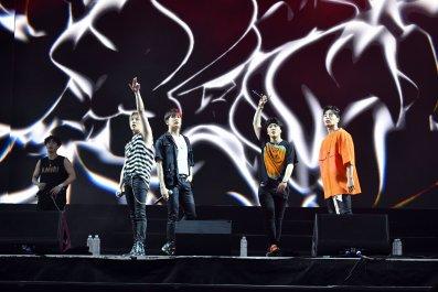 K-pop iKON LA festival 2019
