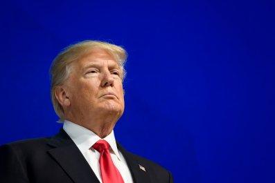 Donald Trump, Davos