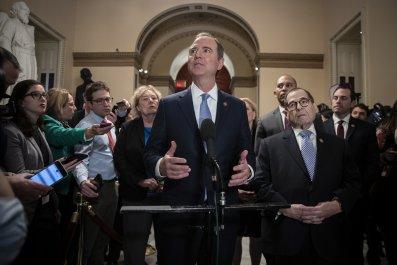 democrats accuse republicans rigged impeachment trial