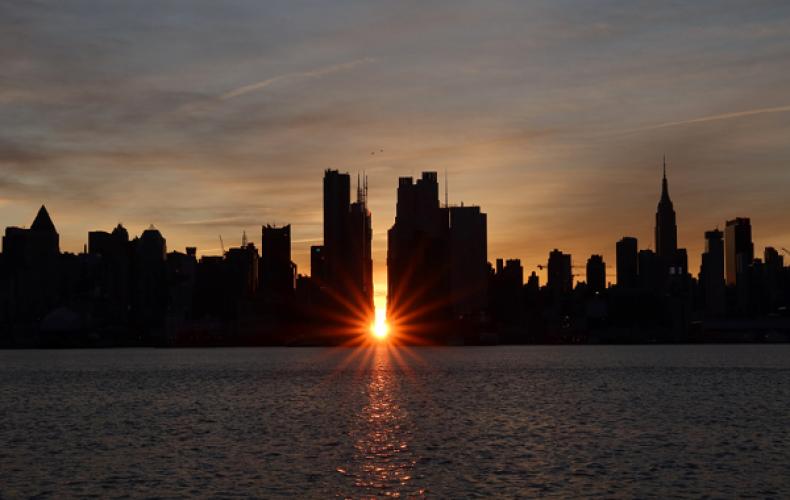 How to Watch Manhattanhenge 2020 in New York City