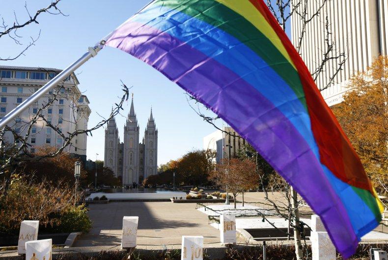Utah LGBTQ Contention