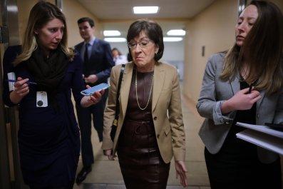 four republicans could rule trump impeachment trial