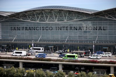 San Francisco International Airport,California